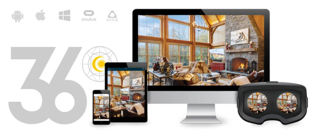 Trisix Media 360 - On Your Website, On All Devices